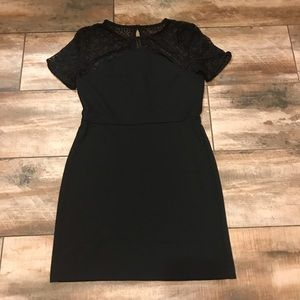 Banana Republic Factory - Lace-Detailed Dress (4)